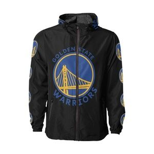 Limited Edition Golden State Warriors Windbreaker